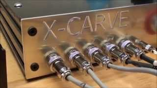 X-carve Diy Cnc Router - How To Make A Control Box