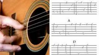 How To Play Ragtime Blues Guitar - Blind Blake - That