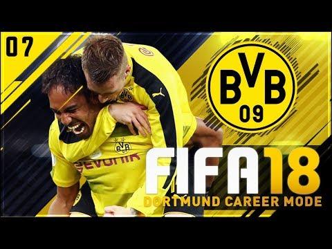 FIFA 18 Dortmund Career Mode Ep7 - GOALS FLYING IN EVERYWHERE!!