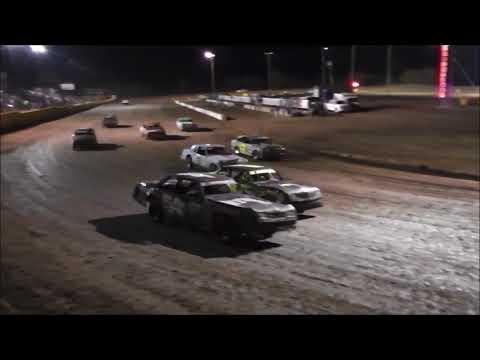 Salina Speedway Budweiser IMCA Hobby Stock *Championship night* 9-15-17
