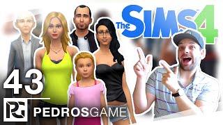 Pedro žije The Sims 4 | E43 - Smrt...
