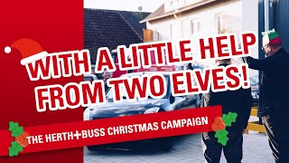 With a little help from two elves - the Herth+Buss Christmas campaign [inspection + repair]