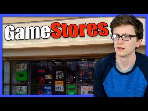 Game Stores - Scott The Woz