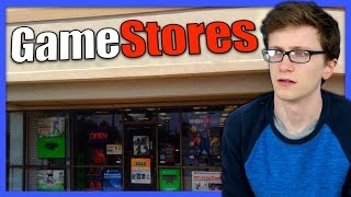 Game Stores - Scott The Woz