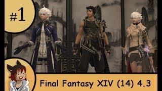 FFXIV Stormblood 4.3 part 1 The Doman enclave