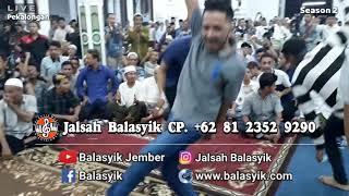 Habib Luthfi bin Yahya benar2 Terkesima BALASYIK JALSAH live Pekalongan