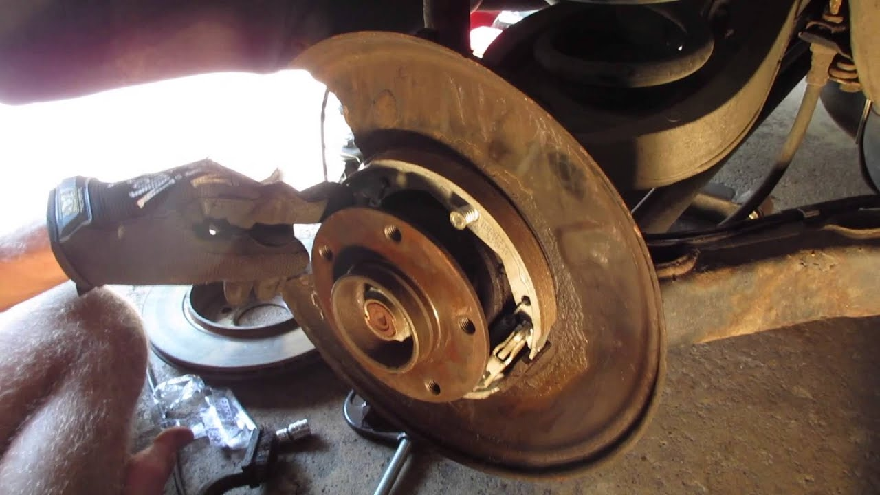 Bmw E46 E39 Parking Brake Rebuild Diy Youtube