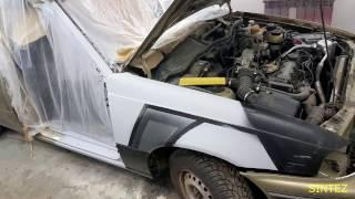 видео Кузовной ремонт Дэу, покраска Дэу