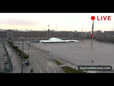 Live Webcam from Mexico City