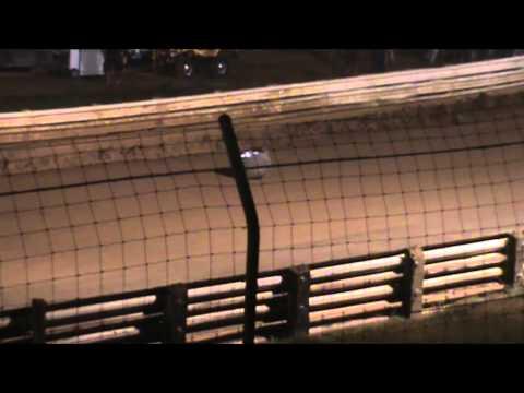 Selinsgrove Speedway URC Sprint Car Highlights 8-01-15