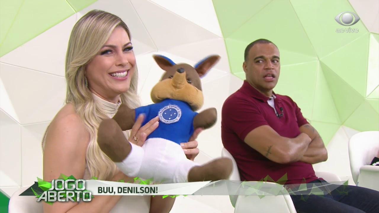 Palmeiras eliminado: Jogadores do Cruzeiro alopram Denilson
