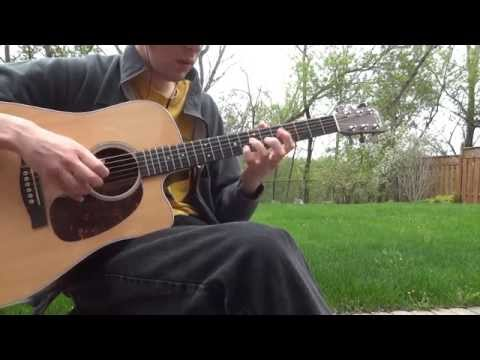 Wareta Ringo - Fingerstyle Guitar Cover