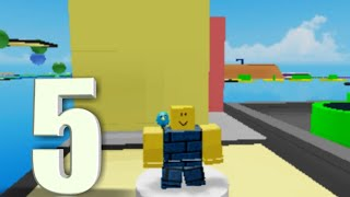 Mega Fun Obby 2 - Part 5 Stage 102 To Stage 118 | Roblox