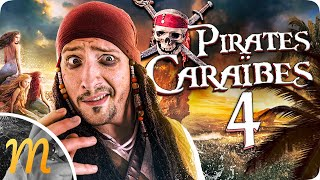 Jack Moineau is back ! - PIRATES DES CARAÏBES 4