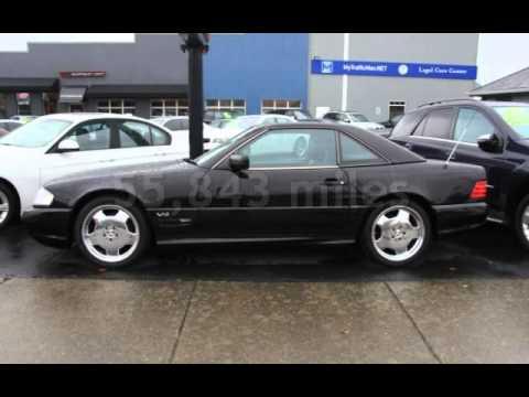 1997 MercedesBenz SL600 for sale in   YouTube