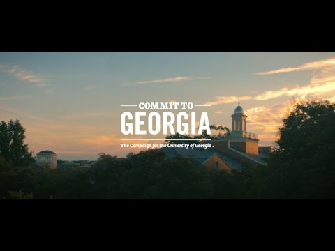 Commit to Georgia | The Campaign for the University of Georgia
