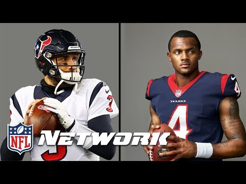 Which Texans Quarterback Will Lead the Team to Victory? | NFL Network