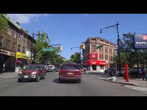 Driving from Ridgewood to Kew Gardens in Queens,New York
