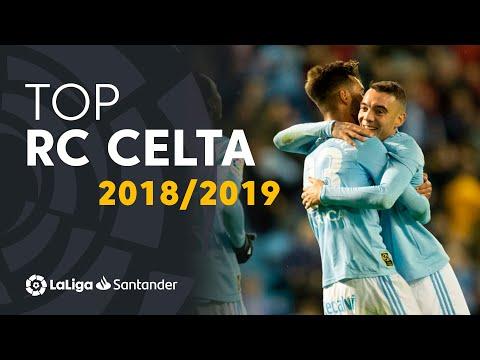 TOP Goles RC Celta LaLiga Santander 2018/2019
