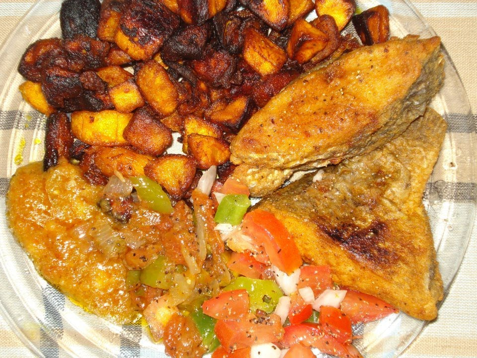 Recette de cuisine l 39 alloco poisson how to make fried for Poisson cuisine