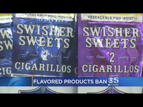 Oakland City Council Members Look To Ban Certain Flavored Tobacco Products