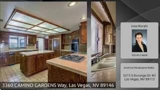 3360 Camino Gardens Way, Las Vegas, NV 89146