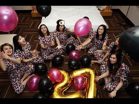 Pajamas Birthday (Goyang Weris - Anjing Kacili)