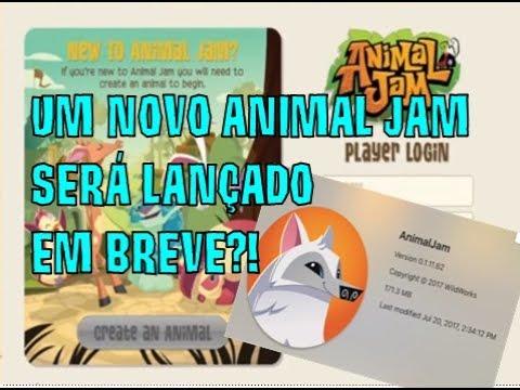 UM NOVO ANIMAL JAM VAI SER LANÇADO EM BREVE??!!