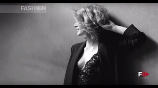 Peter Lindbergh talks about PIRELLI THE CAL 2017 feat NICOLE KIDMAN & UMA THURMAN in Paris by FC