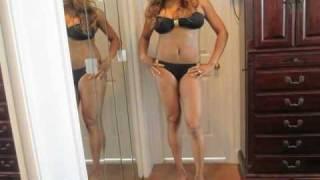 Evette Dixon-Murtha P90x Transformation Results
