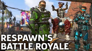 Apex Legends Battle Royale Gameplay Live