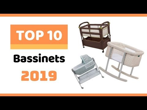 ⭐️ 10 Best Bassinets 2019 | Top 10 Bassinets For Baby In 2019 ⭐️