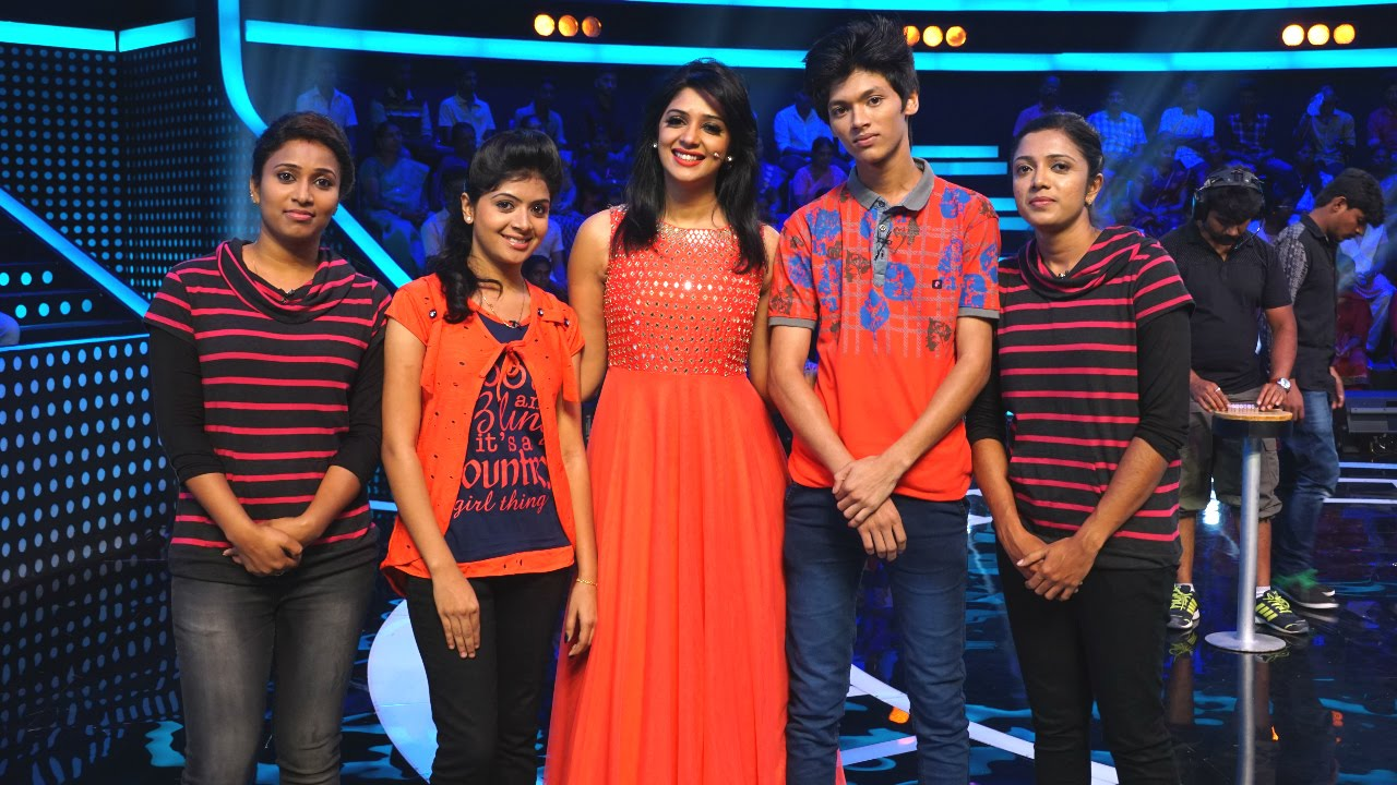 Minute to win it I A professional touch of war...I Mazhavil Manorama