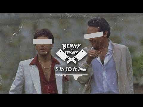 Benny The Butcher - 5 To 50 Ft. India (Prod. Alchemist)