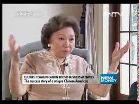 Cctv New Money Show - Former GM VP Shirly Young on culture and business.