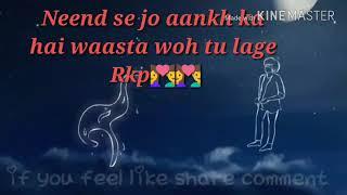Love whatsapp status rom song