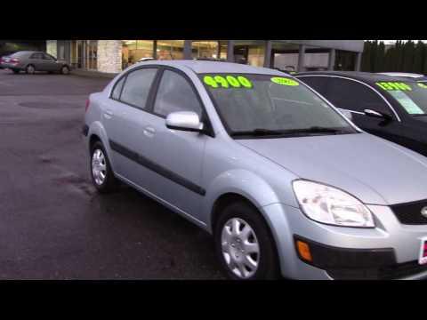 2007 Kia Rio LX (Stock #96850) At Sunset Cars Of Auburn