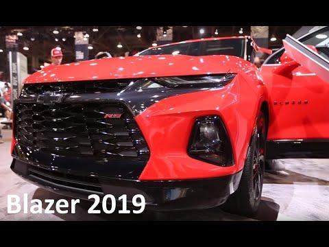 Chevrolet BLAZER 2019 #легенда в новом кузове!