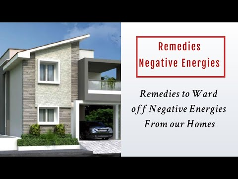 Remedies to Ward off Negative Energies From our Homes [Hindi]