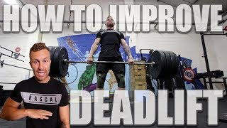 How To Deadlift!