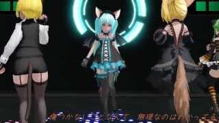 【TERA】エリーンでfake doll【MMD】