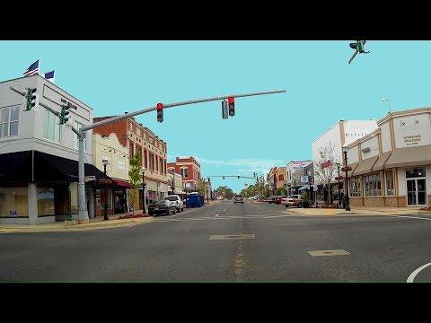 Road Trip #161 - US-80 W - Ruston to Grambling, Louisiana