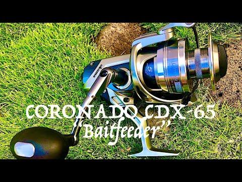 1st Look At Okuma's Coronado Baitfeeder Reel!