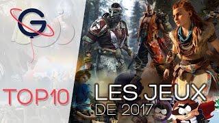 TOP 10 des jeux les plus attendus de 2017 !