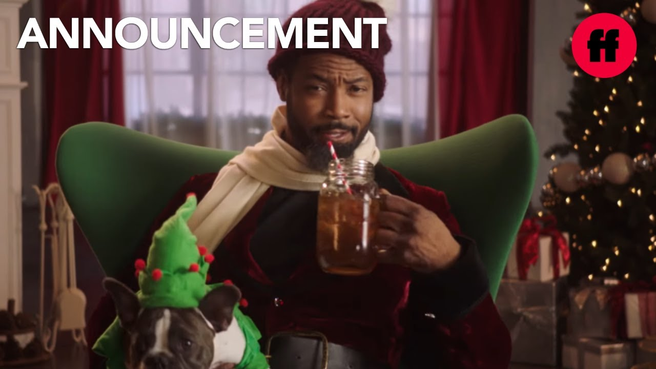Freeform - 25 Days Of Christmas 2020 Commercial Credits 25 Days of Christmas   Isaiah Mustafa is Freeform Santa   Freeform