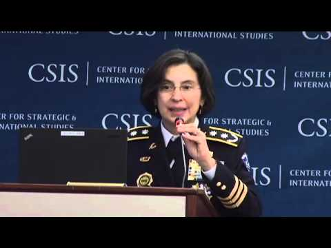 Citizen Security in Central America: A Conversation with Aminta Granera, Nicaragua's Director G...