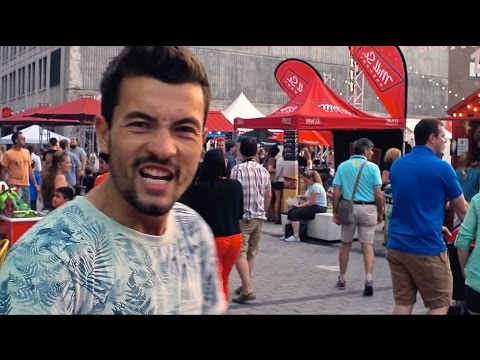 Visiter MONTREAL : son VRAI VISAGE !! (en été)