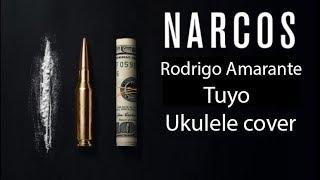 Rodrigo Amarante - Tuyo (OST Narcos). Ukulele cover.