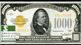 American Monetary Association EP 26 Howard J. Ruff: How to Prosper During the Coming Bad Years