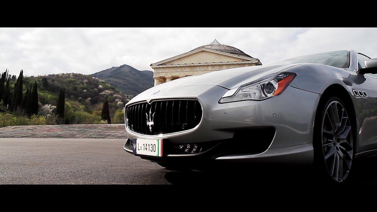 Maserati Quattroporte Diesel Master of Surprise